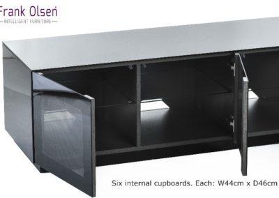 CHIC280BLK internals