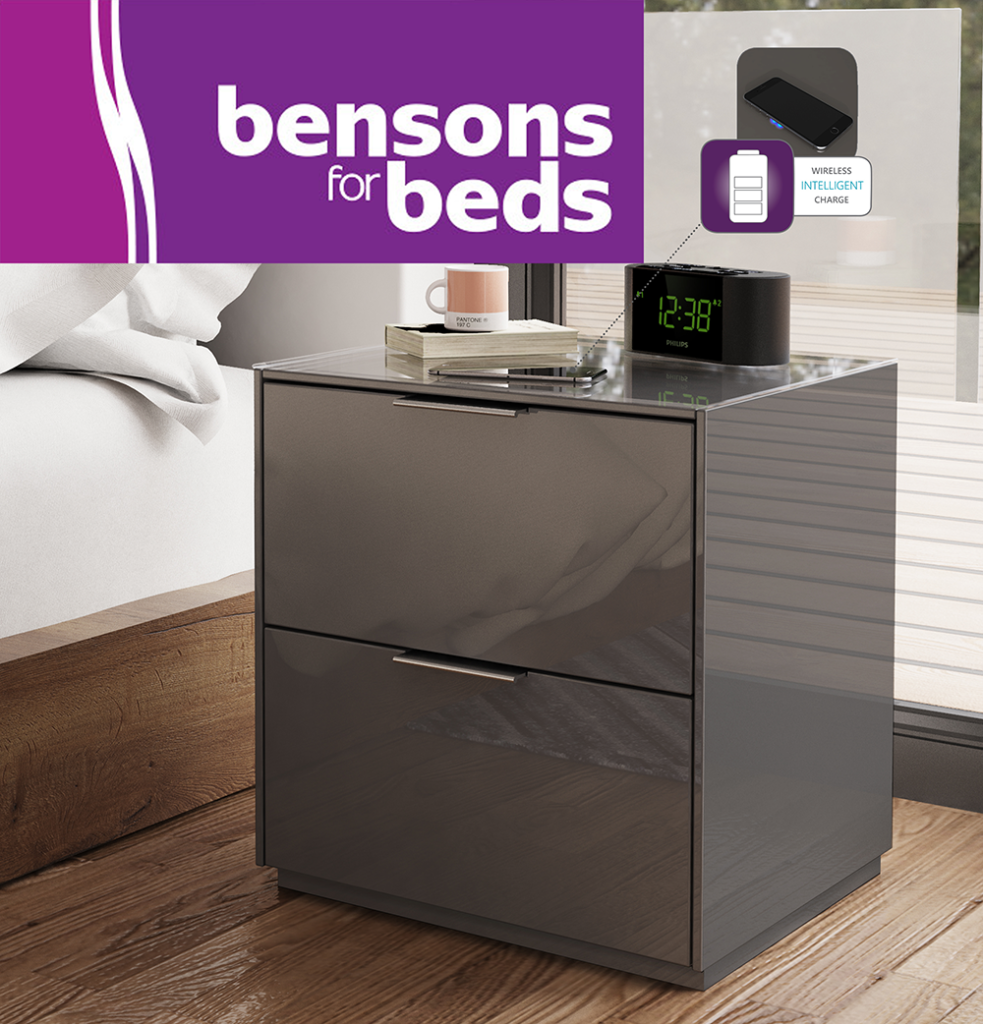 Benson For Beds Launch Of Bedside Cabinets